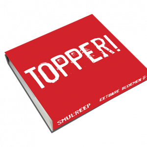 Talk- Topper! (Smulreep Rood)