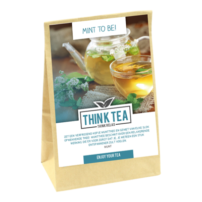 Tea – Mint to be (papzak)