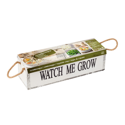 Watch me grow – Groentesoepje