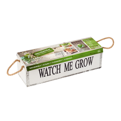 Watch me grow – Smaakmaker