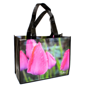 Shopping bag Roze Tulip