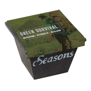 Green Survival (Seasons basket)
