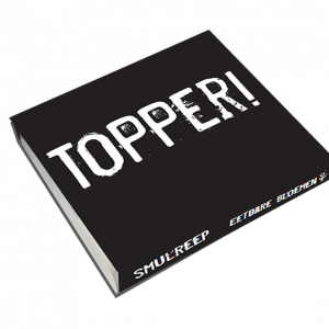 Talk- Topper! (Smulreep Zwart)