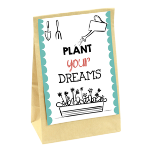 Pakkend – Plant your Dreams (Papzak)