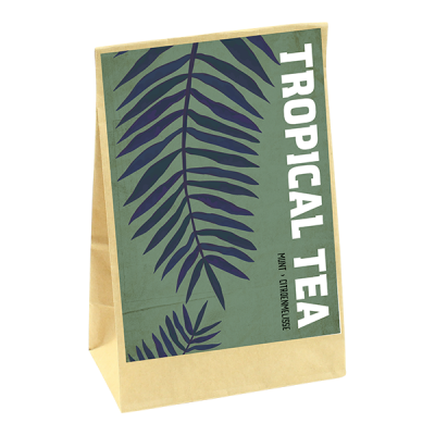Tropical Tea papzak